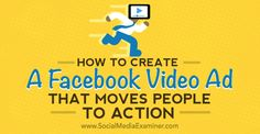 How to Create a Ad That Moves People to Action: Viral Marketing, Facebook Marketing, Internet Marketing, Online Marketing, Digital Marketing, Marketing Ideas, Social Media Roi, Social Media Marketing, Business Marketing