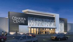 Ivanhoé Cambridge embarks $230 million expansion project for Oshawa Centre to add 60 new retail stores (2 large format retailers) and new 1,000-seat food court