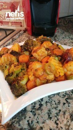 Baked Winter Fries that Make a Difference with Sauce – Recipes Oven Vegetables, Veggies, Turkish Recipes, Ethnic Recipes, Turkish Kitchen, Diet And Nutrition, Raw Vegan, No Bake Cake, Cauliflower