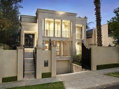 Photo of a concrete house exterior from real Australian home - House Facade photo 1603281