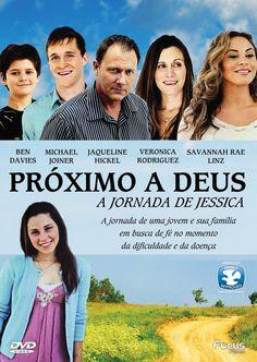 Próximo a Deus  A Jornada de Jéssica - Filme - Dublado