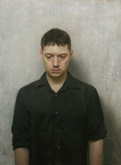 David Jon Kassan, self portrait
