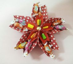 Candy plate paper