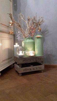 Wooden veranda creativo : Houten kistjes diy on Pinterest Tuin, Kerst and Wooden Crates