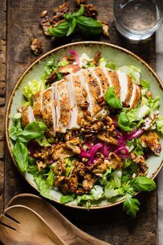 Ida Gran Jansen Cobb Salad, Lunch, Dinner, Recipes, Food, Eat, Dining, Eat Lunch, Food Dinners