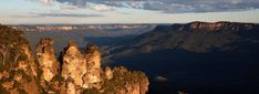 Approximately one and a half hours from Sydney, the Blue Mountains region is the most accessible World Heritage-listed wilderness area in Australia. This walk incorporates two of the most impressive Blue Mountains walks, which have always been popular since their construction in the early 1900s.