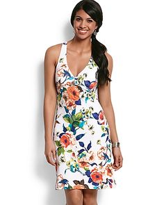 Hit the beach in style and elegance in Tommy Bahama sundresses or  beach cover ups. Come shop our one of a kind collection of womens beac attire.  $98