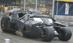 Batmóvel  Batman cavaleiros das trevas