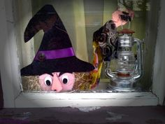 Window decoration for Halloween