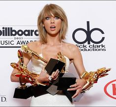 Taylor Swift is the world's highest selling artist (KOMO News)
