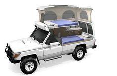 GO Camper : Toyota Landcruiser