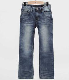 Boys - Buffalo Evan Straight Jean - Boy's Jeans | Buckle