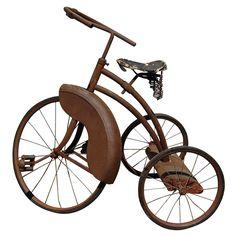 old tricycles | Vintage Tricycle at 1stdibs