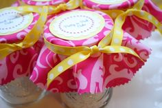 Homemade Easy Bake Oven Cake Mixes - Kristen and Mom - these would be great for Emmie!
