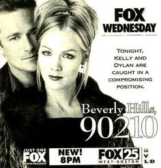 beverly hills 90210 promo ad