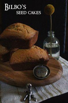 recipes vikings The Hobbit: Bilbo's Seed Cakes - Feast of Starlight Recipe for Mr. Bilbo Baggins Seed Cakes from the Hobbit Medieval Recipes, Small Cake, Tea Cakes, Round Cakes, Almond Recipes, Pavlova, The Hobbit, Hobbit Bilbo, Sweets
