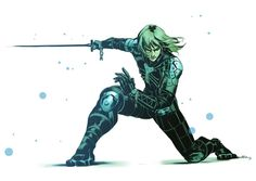 Raiden From Metal Gear Solid 2 after defeated Solidus Snake Metal Gear Solid Quiet, Raiden Metal Gear, Revolver Ocelot, Metal Gear Rising, Gear Art, The Fox And The Hound, Dope Art, Video Game Art, Cute Anime Couples