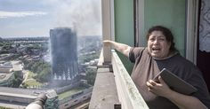 Witness to Grenfell Towerfire