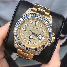 #Rolex GMT-Master II SA What do you think?? or ? @luxewatches