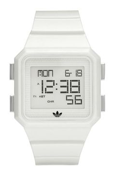 adidas Originals 'Peachtree' Digital Watch | Nordstrom