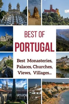 Plan your Portugal Travels ! Discover the best things to in Portugal: best of monasteries, Palaces, churches, views, villages... All with photos! --- Portugal Travel - Portugal things to do - Portugal Itinerary - Portugal photography - Portugal Travel Guide - Portugal Travel Tips #portugaltravel
