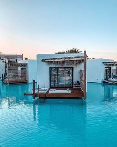 Stella Island Luxury Resort & Spa in Crete, Greece Vacation Places, Dream Vacations, Vacation Spots, Places To Travel, Travel Destinations, Train Vacations, Greece Destinations, Vacation Travel, Summer Travel