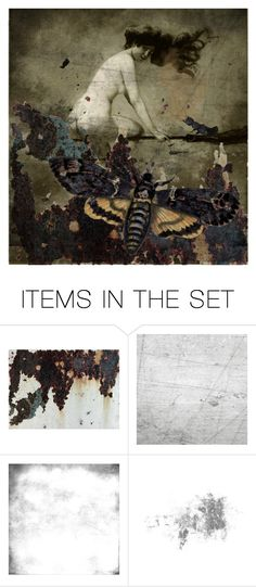 """Samhain"" by sharmarie ❤ liked on Polyvore featuring art"