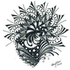 """26 """"pinwheel"""" by artkissed, via Flickr. By artkissed aka MaryEllen Pawlak"""