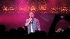 Nathan singt A Capella bei der London Eurovision Party 2017.