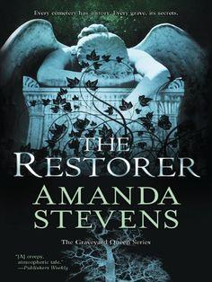 The Restorer (The Graveyard Queen Book 1) - http://www.justkindlebooks.com/restorer-graveyard-queen-book-1/