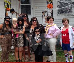 Kardashian Fam -- Honey Boo Boo'd...