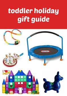 toddler holiday gift guide, toddler toys, toy ideas, gifts, 1 year old, 2 year old, 3 year old, santa, birthday gift
