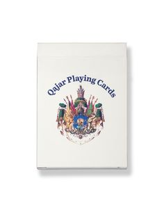 Qajar Playing Cards, poker size Raise Funds, Appreciation, Playing Cards, Presents, Joy, Painting, Poker, Gifts, Playing Card Games