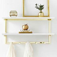 Rowan wall shelf