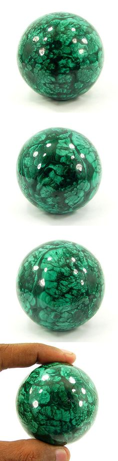 Malachite 10236: 1771.00 Ct Natural Green Malachite Gemstone Sphere Ball Healing Crystal - 10256 -> BUY IT NOW ONLY: $129.99 on eBay!