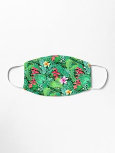 Hand-drawn frogs in beautiful Australian foliage including heliconias, hibiscus and monstera leaves with watercolor texture. Monstera Leaves, Tree Frogs, Watercolor Texture, Hibiscus, Hand Drawn, Lush, Greenery, Turquoise Bracelet, Chiffon Tops