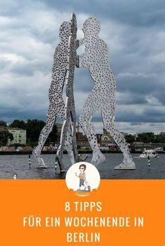Reisetipps, Sehenswürdigkeiten, Restaurants, Streetfood und Kultur in Berlin