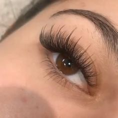 Wispy Eyelashes, Natural Eyelashes, False Eyelashes, Big Lashes, Beautiful Eyelashes, Longer Eyelashes, Eyelash Extensions Styles, Volume Lash Extensions, Single Lash Extensions