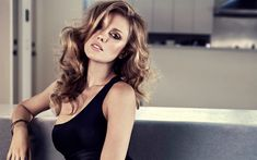 Download wallpapers Bar Paly, 4k, american actress, beauty, blonde, photomodels