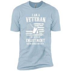 I AM A VETERAN T-Shirts