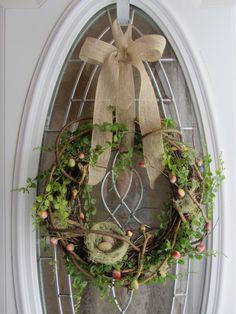 Spring Wreath  Berry Wreath  Summer Wreath  by DoorWreathsByDesign, $48.95