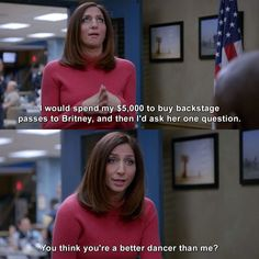 gina linetti is everything i aspire to be Stupid Memes, Stupid Funny, The Funny, Hilarious, Funny Stuff, Brooklyn Nine Nine Funny, Brooklyn 9 9, Chelsea Peretti, Cultura Pop