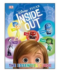 Loving this Inside Out Essential Guide Hardcover on #zulily! #zulilyfinds