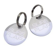 We recommend that you use the SureFlap Microchip Pet Door or Cat Door with your pet's veterinary inserted microchip. However if your pet is not microchipped the SureFlap RFID collar tag is available . Best Dog Door, Automatic Cat Feeder, Dog Tags Pet, Pet Door, Dog Feeder, Cat Collars, Dog Supplies, Dog Care, Pets
