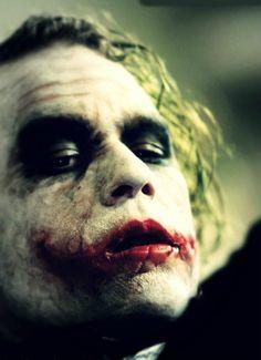 'I believe whatever doesn't kill you simply makes you. Heath Legder, Joker Heath, Margot Robbie Harley Quinn, Joker And Harley Quinn, Joker Villain, Joker Batman, Daddys Little Monster, Der Joker, Jared Leto Joker