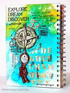 Created by Meihsia for the Simon Says Stamp Monday challenge (Due Date)