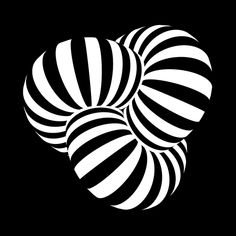 "triple 3D stripe flow (via InspireFest 2012-08 ""40+ fantastic animated gif images"")"