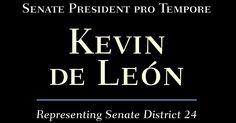 Joint Statement from California Legislative Leaders on Result of Presidential Election | Senator Kevin de León