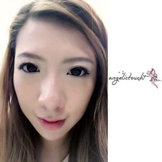 Natural Rose Gold Look #angelkikicheng #makeupartist #angelictouch_makeupandhair #your_angelskin #eyemakeup #naturalrosegold
