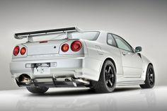 Japo Motorsport's Z-Tune R34